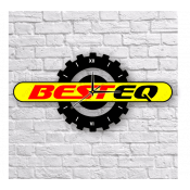 "Часы брендированные (""BESTEQ"") 600х300 мм"