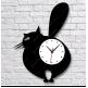 """Часы настенные (""""Кот"""" вариант3) 500х360 мм"""