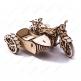 Фигурка (Мотоцикл с коляской)