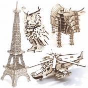 3D фигурки