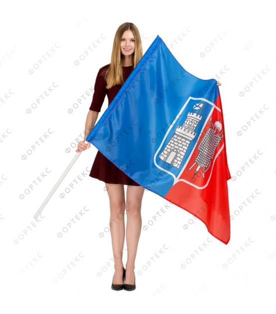Флаг Ростова-на-Дону