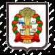 Герб индивидуальный (факультет ТСХП ДонГАУ) ламинированный
