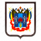 Герб Ростовской области (ламинированный)