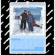 Календарь настенный перекидной