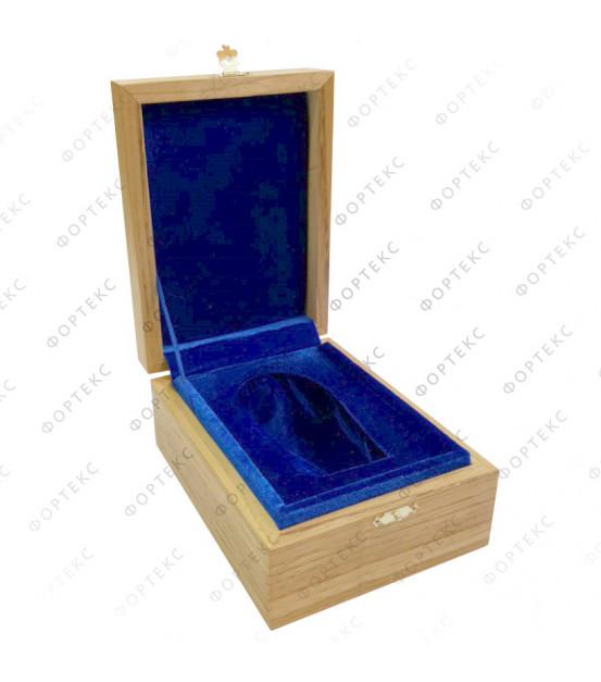 """Подарочная коробка """"Деревянная"""""""
