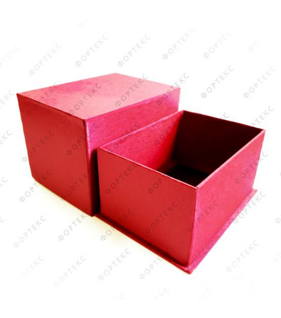 """Подарочная коробка """"Кашированная"""""""