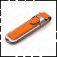 USB flash-карта брелок кожаный «Премиум»