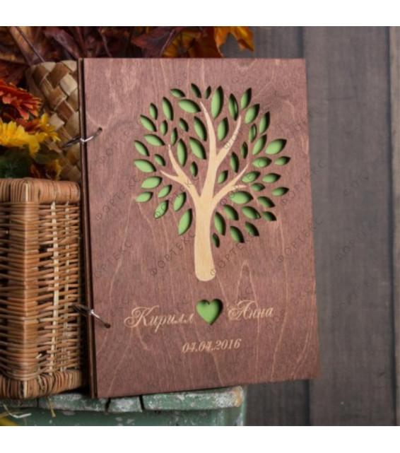 Книга пожеланий и теплых слов